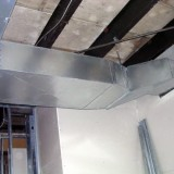 HVAC Ductwork - Ashley Stewart Clothing Store