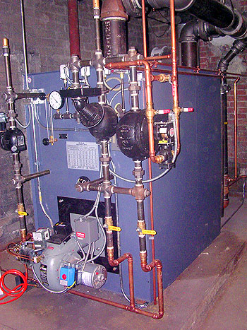 Steam Boiler: Oil Steam Boiler